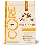 Wellness CORE Grain Free Indoor Formula Pet Food Bag, 12-Pound, My Pet Supplies