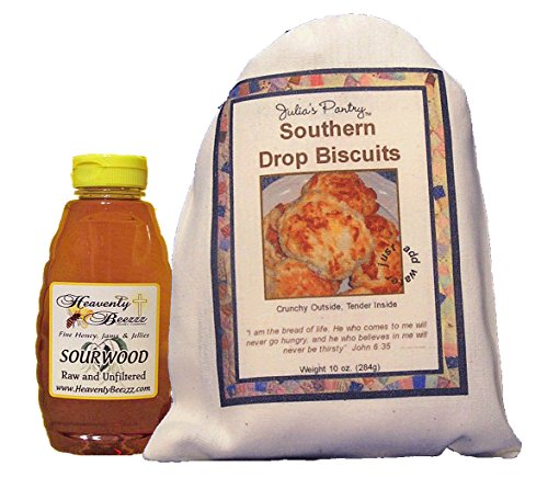 Southern Biscuit Mix and Sourwood Honey