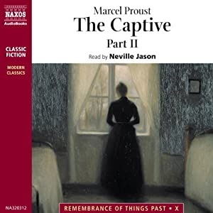 The Captive, Volume II Audiobook