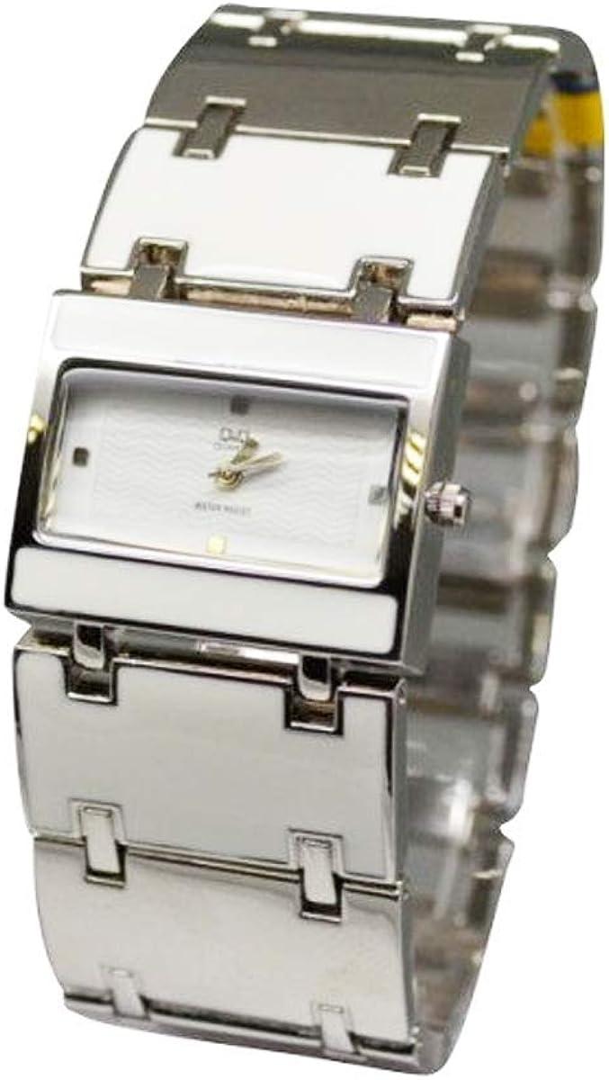 Reloj de mujer Q&Q by Citizen bicolor vintage esmaltado F165-201Y