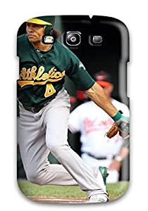oakland athletics MLB Sports & Colleges best Samsung Galaxy S3 cases