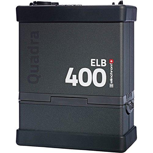 (Elinchrom ELB 400 Quadra Power Pack with Battery (EL10279.1))