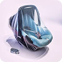 The Original Drawstring Baby Mosquito Net - Perfect Fit for Strollers, Car Se...