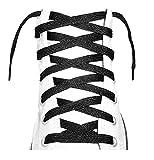 Black 54 inch Shoe Laces