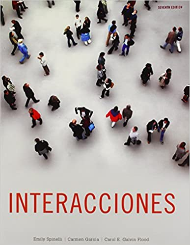 Interacciones (World Languages)