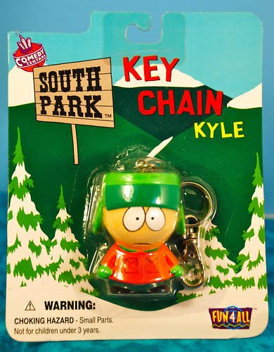 comedy-central-south-park-kyle-collectible-key-chain