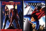 Daredevil , Superman Returns : Superhero 2 Pack
