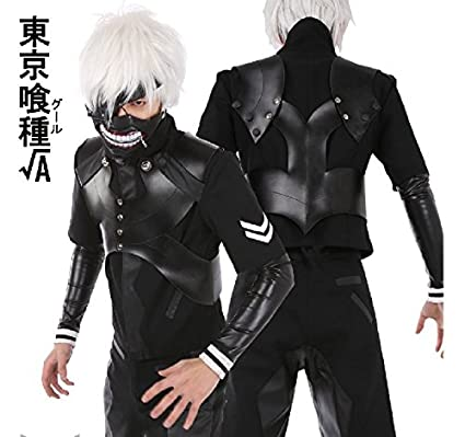 Vivian Tokyo Ghoul 2 Kaneki Ken batalla apretada Chaquetas ...
