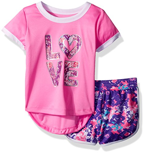 Limited Too Girls Toddler Knit Top and Short Set (More Styles Available)