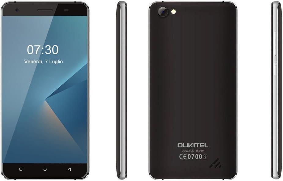 Oukitel C8 - Smartphone Fingerprint 5.5 Pulgadas HD 2GB + 16GB ...
