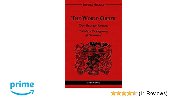 The World Order Eustace Mullins Ebook