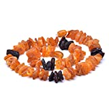 Islamic Prayer Beads - Baltic Amber Tasbih - 33 Muslim Prayer Beads - تَسْبِيح - مِسْبَحَة - Worry Beads - Amber Misbaha