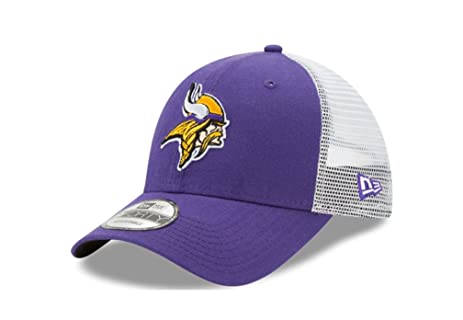 6c27e7eaea7 ... best price minnesota vikings trucker duel new era 9forty adjustable  snapback hat cap 84e8e 9f829 ...