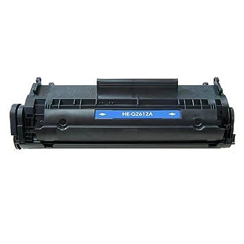 Compatible con El Cartucho De Tóner HP Q2612A 12A para HP ...