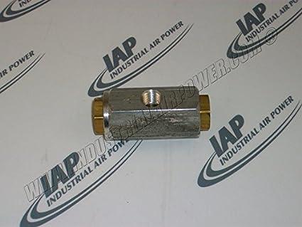 250025 - 655 - Blowdown Válvula - diseñado para uso con sullair compresores de aire: Amazon.es: Amazon.es
