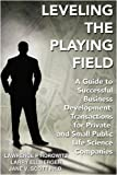 Leveling the Playing Field, Lawrence P. Horowitz and Larry Ellberger, 0595517005