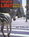 What Is Life A Guide to Biology w/Prep-U, Studyguide and IClicker, Phelan, Jay and iclicker, 1429251271