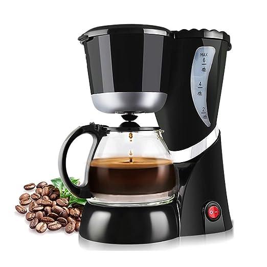 JINRU Cafetera 12 Tazas programable cafetera de Goteo Inteligente ...