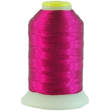 Metallic Thread L65 Threadart No Bright Green 500m