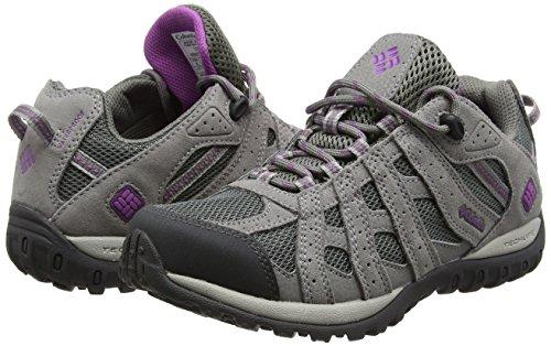 031 Negro Redmond Columbia Senderismo De Waterproof Zapatos Mujer 0x7qRP4