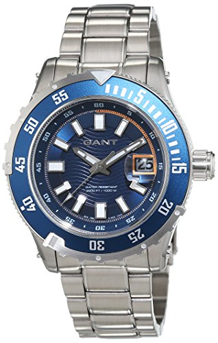 Gant Men Watch Pacific silver W70642