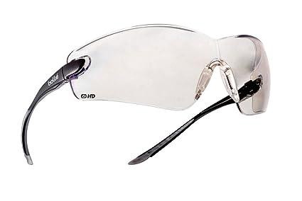 d9220d9cfe0 Bollé Safety 253-CB-40040 Cobra Safety Eyewear with Rimless Frame ...