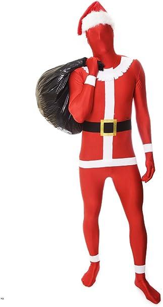 Amazon.com: Morphsuits Morphsuit Premium Papá Noel: Clothing