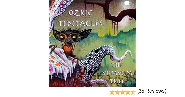 The Yum Yum Tree : Ozric tentacles: Amazon.es: Música