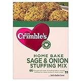Mrs Crimble's Gluten Free Sage & Onion Stuffing Mix (170g) - Pack of 2