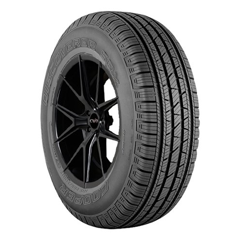 Cooper Tires Discoverer SRX All-Season Radial Tire - 225/75R16 104T