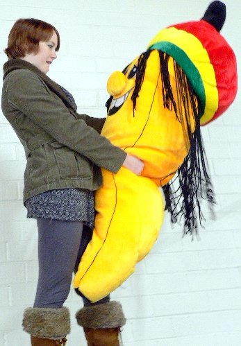 Giant Rasta Banana Plush Stuffed Toy Five and a Half Feet Tall - Big Plush Banana Toy Fun Pillow Gift - Buy Online in Kuwait.   Toys And Games Products in ...  sc 1 st  Desertcart Kuwait & Giant Rasta Banana Plush Stuffed Toy Five and a Half Feet Tall - Big ...