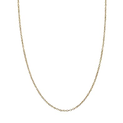 Fine Jewelry 15 Inch Chain Necklace