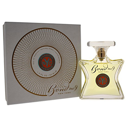 Price comparison product image Bond No. 9 Fashion Avenue Eau de Parfum Spary for Women, 1.7 Ounce