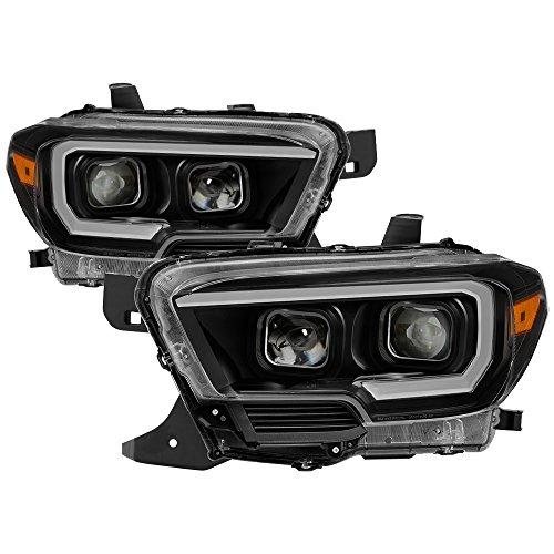 Xtune PRO-JH-TTA16-LBDRL-BK Projector Headlight