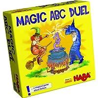 Haba Magic ABC Duel, Multi Color