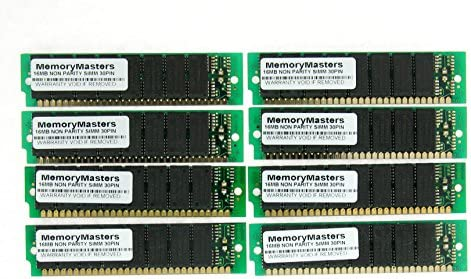 Amazon.com: Memoria RAM de 128 MB muestra Kit 8 x 16MB para ...