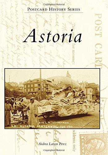 Astoria (Postcard History Series) ()