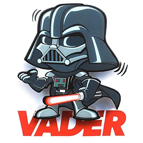 3DLightFX Star Wars Darth Vader Mini 3D Deco Light Review