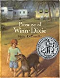Because of Winn-Dixie by Kate DiCamillo (2000-03-01)
