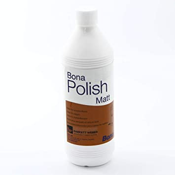 Bona Tech Parkett Polish Matt 1l Amazon De Baumarkt