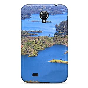 Tough Galaxy QCCdM-8119 Case Cover/ Case For Galaxy S4(colombia)