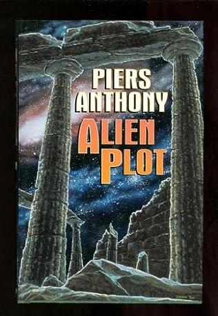 book cover of Alien Plot