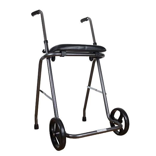 Apex | Andador plegable con dos ruedas y asiento, el más ALTO del ...