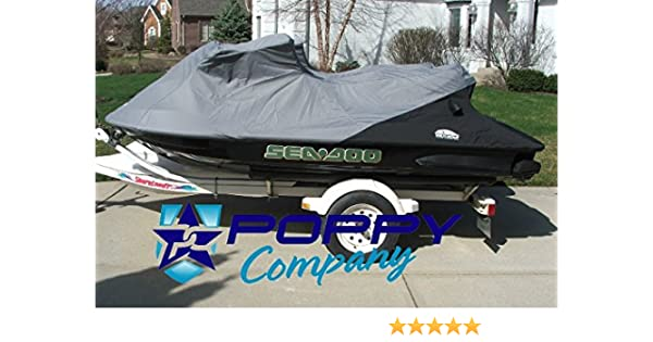 1996-2001 Seadoo GTX Cover Fitted Trailerable