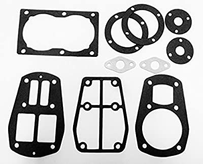 M-g 331022k Gasket Set for Rolair K30 Air Compressor Pump Rol-air K-30
