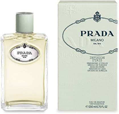 Prada Infusion D' Iris By Prada For Women. Eau De Parfum Spray 6.75 Oz.