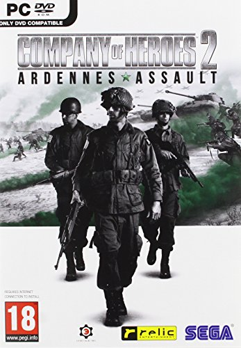Company Of Heroes 2 - Ardennes Assault & Bonus Content (PC DVD) (Best Company Of Heroes Game)