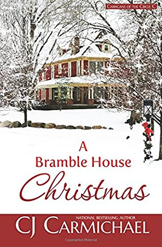 book cover of A Bramble House Christmas