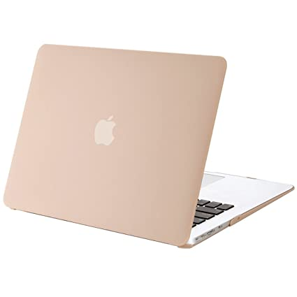 new concept 117a6 c89cc MOSISO MacBook Air 13 Case (Models: A1369 & A1466, Older Version 2010-2017  Release), Plastic Hard Shell Case Cover Only Compatible MacBook Air 13 ...