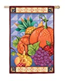 Thankful Harvest House Flag For Sale